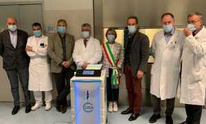 borgosesia ospedale laser