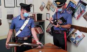 carabinieri gattinara fucile
