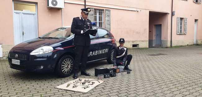 carabinieri gattinara