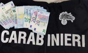 carabinieri soldi cc