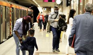 covid metro galleria gente