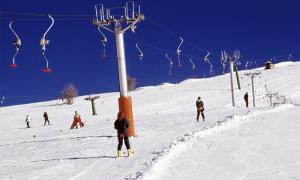 sci skilift salita