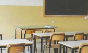 scuola banchi