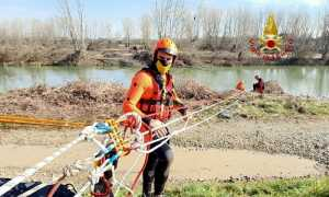 vigili del fuoco fluviali